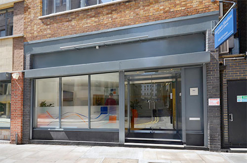 Exterior view of our Garden Studios office in Covent Garden, London